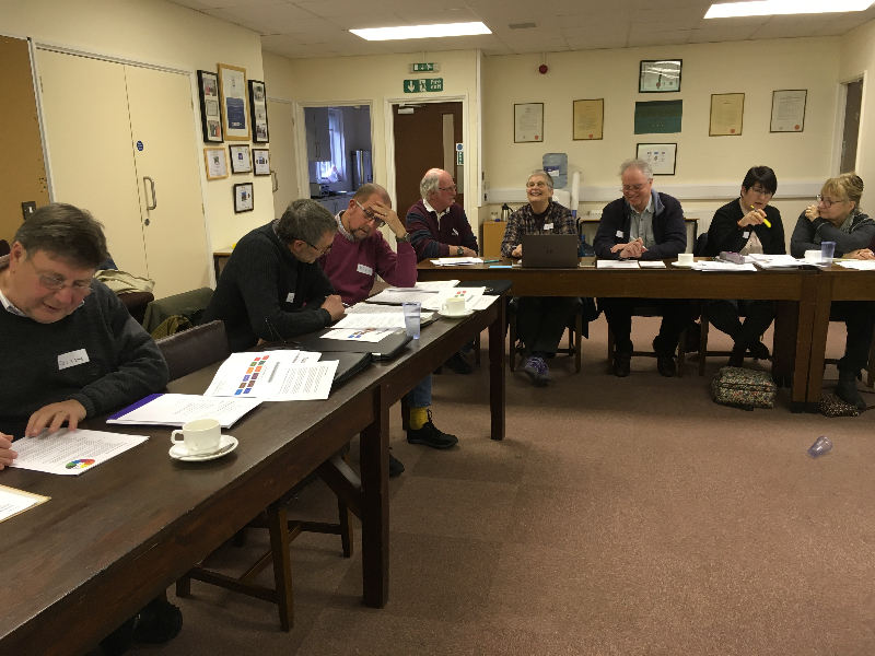 Swaffham Town Council Steering group