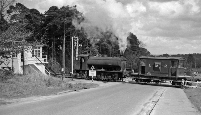Image result for bordon military railway