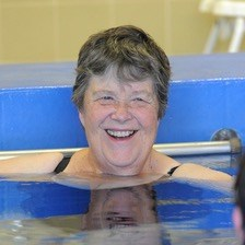 St George's Community Hydrotherapy Pool Home