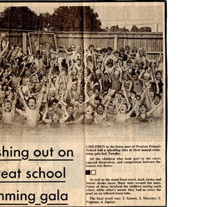 Historical Records, Lordsfield Swimming Club