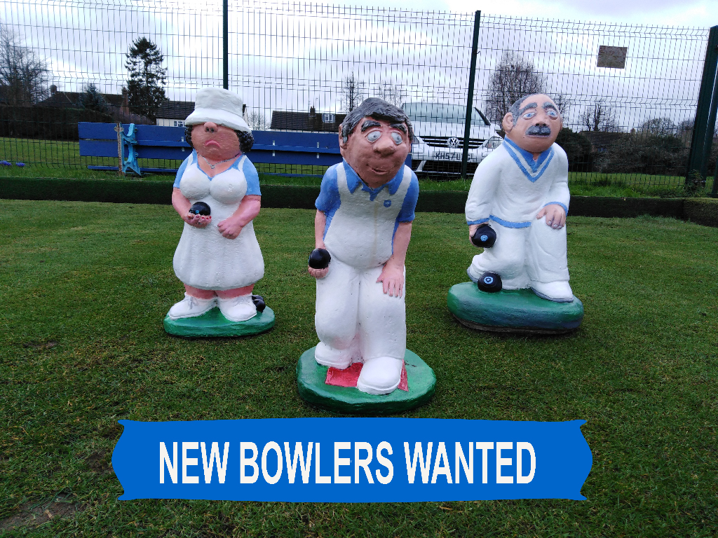 St Ippolyts Bowls Club New Members