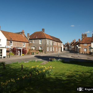 The Square, Kingsclere