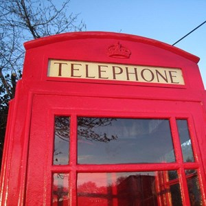 Abdon Abdon telephone box