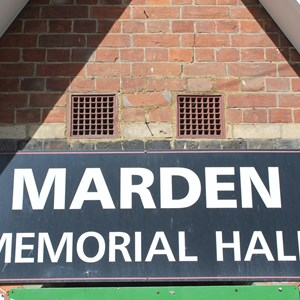 Marden Memorial Hall Photos