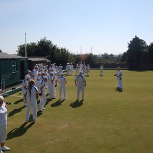 Carshalton Bowling Club Gallery (Click on pic's)
