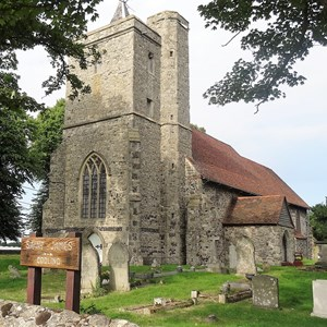 Cooling Parish Council Friends of St James' Church