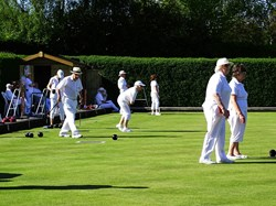 Petts Wood Bowling Club 2018 Gallery - May to Aug