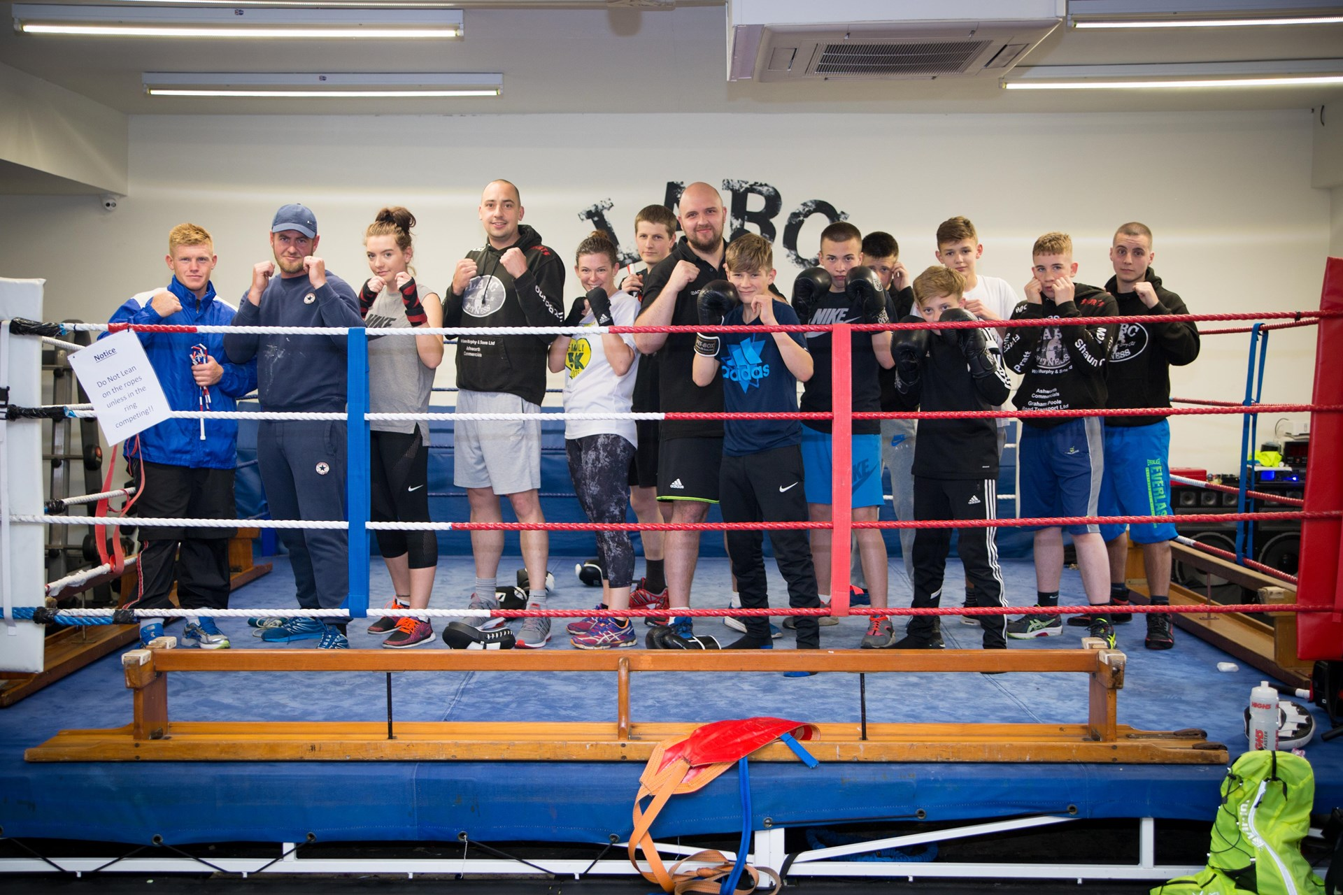 Littleborough Boxing & Fitness Club Junior & Senior Boxing