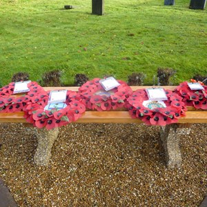 Wreaths to be laid at the War Memorial
