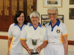 2016 Winners - Thanet Bowling Club