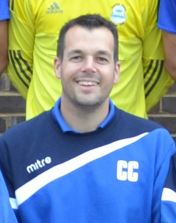 Carl Clayton - Joint 1st Team Manager