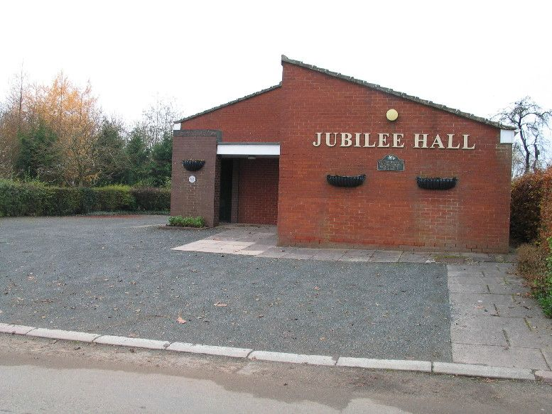 Norton In Hales Parish Council Jubilee Hall