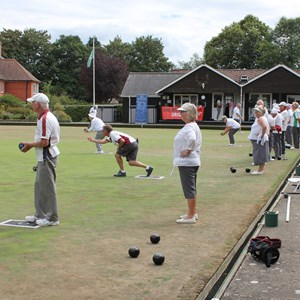 Wonersh Bowling Club Open Day Pictures 2018