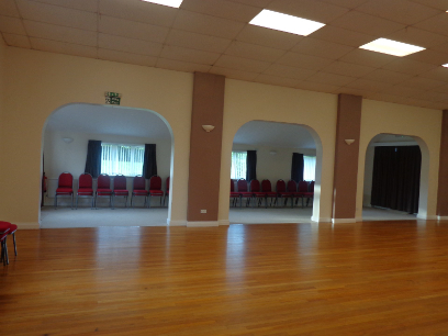Beautiful Village Hall Available For Hire Tittensor