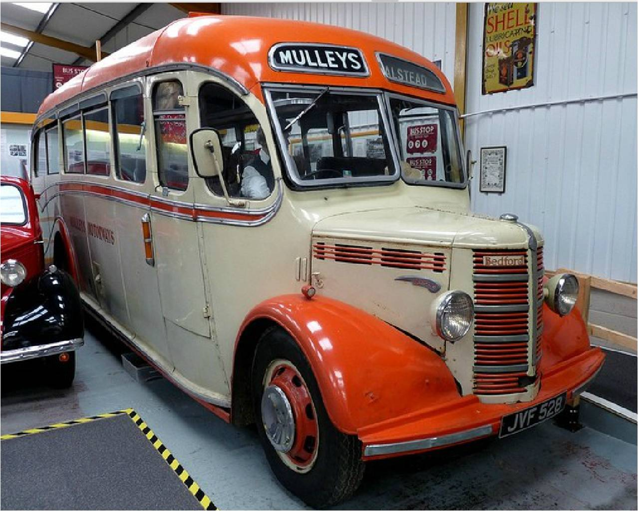 Gallery Oxford Bus And Morris Motors Museums Long