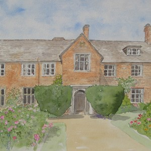 Shoelands House, Seale
