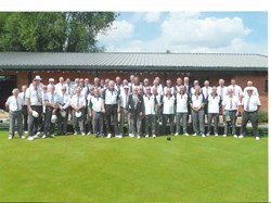 Copnor Bowling Club Centenary Match v P&D