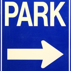 Directions to car park
