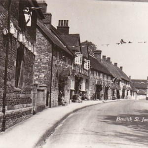 Berwick St James Parish Community Village History