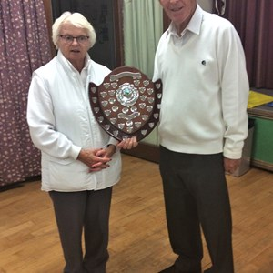 Ed Charge receives Eden Endersby Winners Shield 2019 rsby