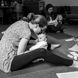Registration, Little Saplings Infant Massage and Yoga