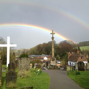A Rainbow over Westerham