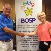 BOSP Brighter Opportunities through Supported Play Fundraising