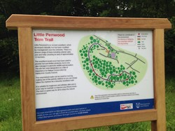 Little Penwood Trim Trail