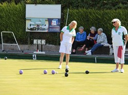 Bovey Tracey Bowling Club Ladies Unbadged Pairs Semi-Final