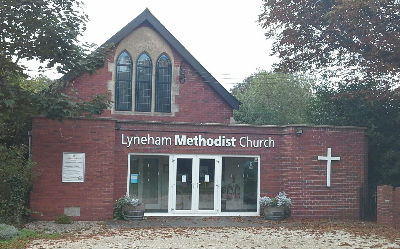 LYneham Methodist Church