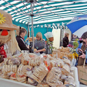Gallery, Haverfordwest Farmers' Market