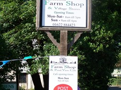 Bredgar farm shop
