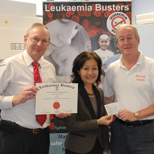 About Us, Leukaemia Busters