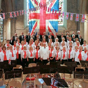 Burford Singers Group Photo