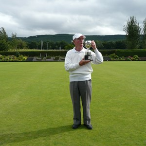 Tom Forbes Mayhew Cup Winner 2009