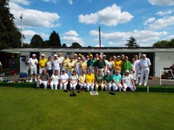 Howard Park Bowls Club Presidents day