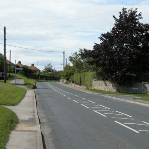 Swinton, Looking West Towards Amotherby