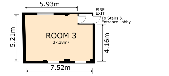Room 3, Alton Community Centre