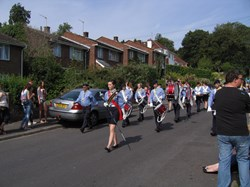 Bishopstoke Parish Council Parade