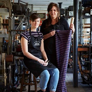 About Us, Whitchurch Silk Mill