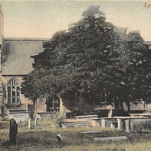 St Michael's Church 1905