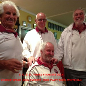 County Fours Finalists 2014