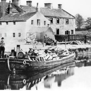 Leeds Liverpool Canal, Salterforth