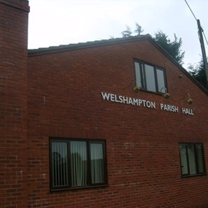Welshampton & Lyneal Parish Hall Gallery