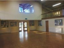 Main Hall - St. Paul's Church Centre