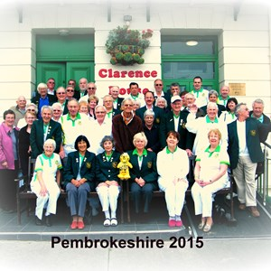 On Tour Pembrookshire 2015