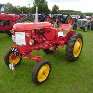 Massey Harris Pony Tractor