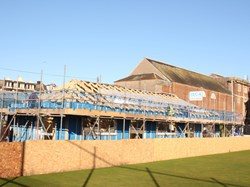 Paignton Bowling Club 2016 Building Project