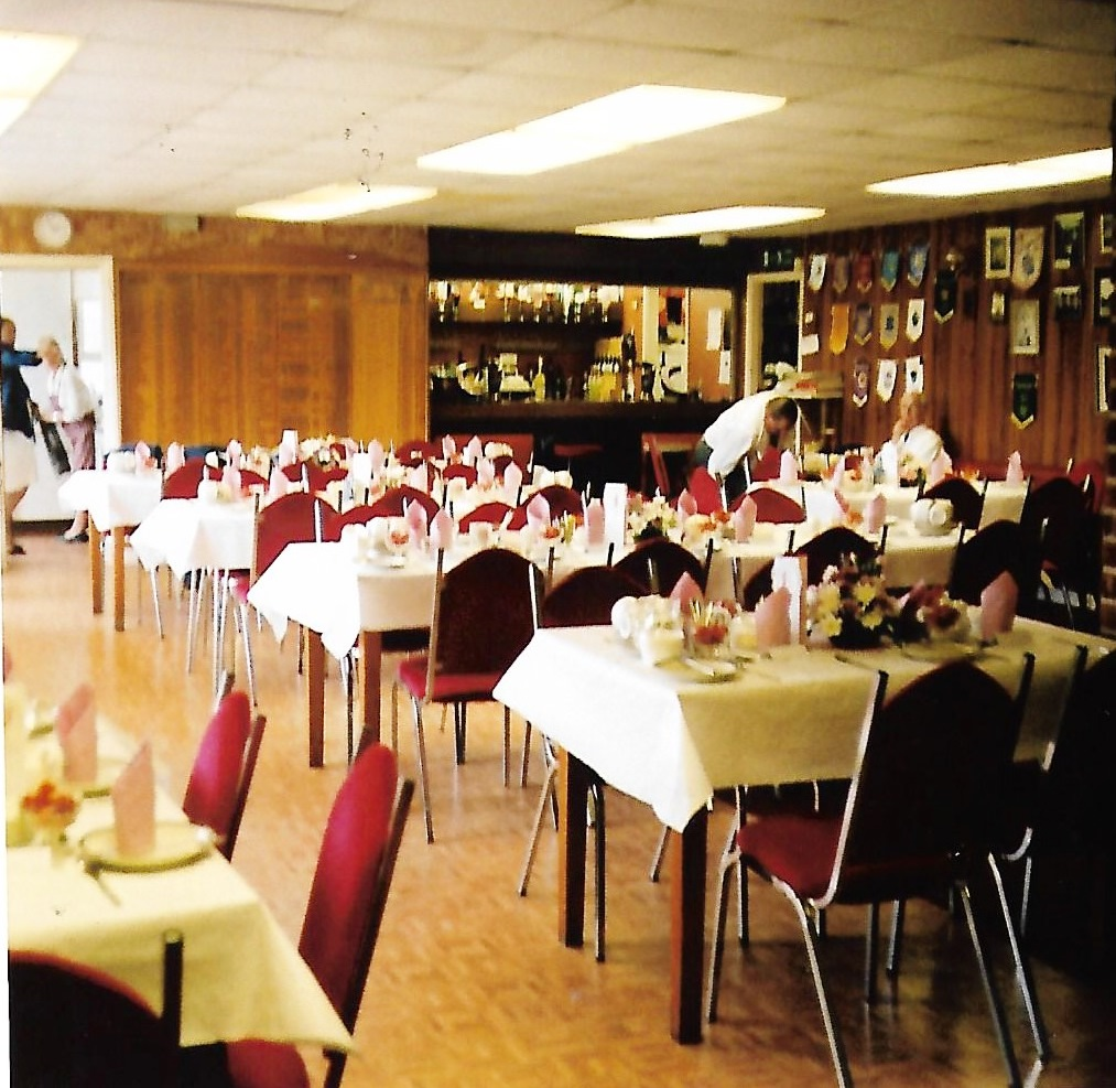 Sileby Bowls Club Function room