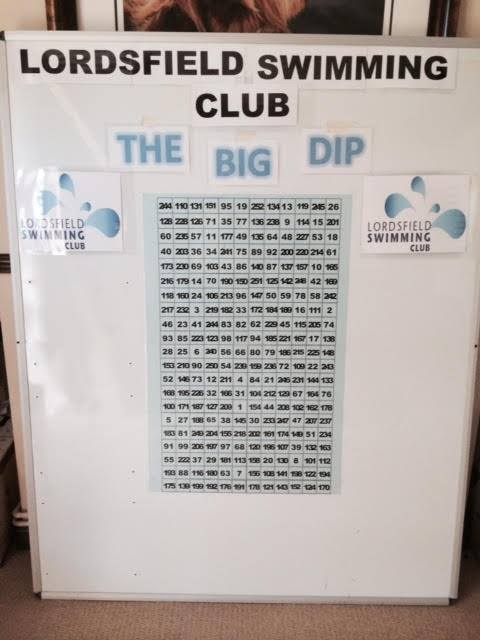 The Big Dip (prize draw)